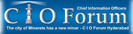 CIO Forum Logo